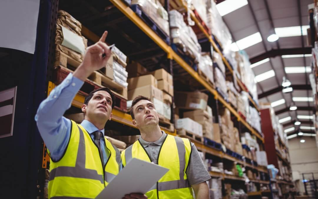 Reduce distribution centre costs